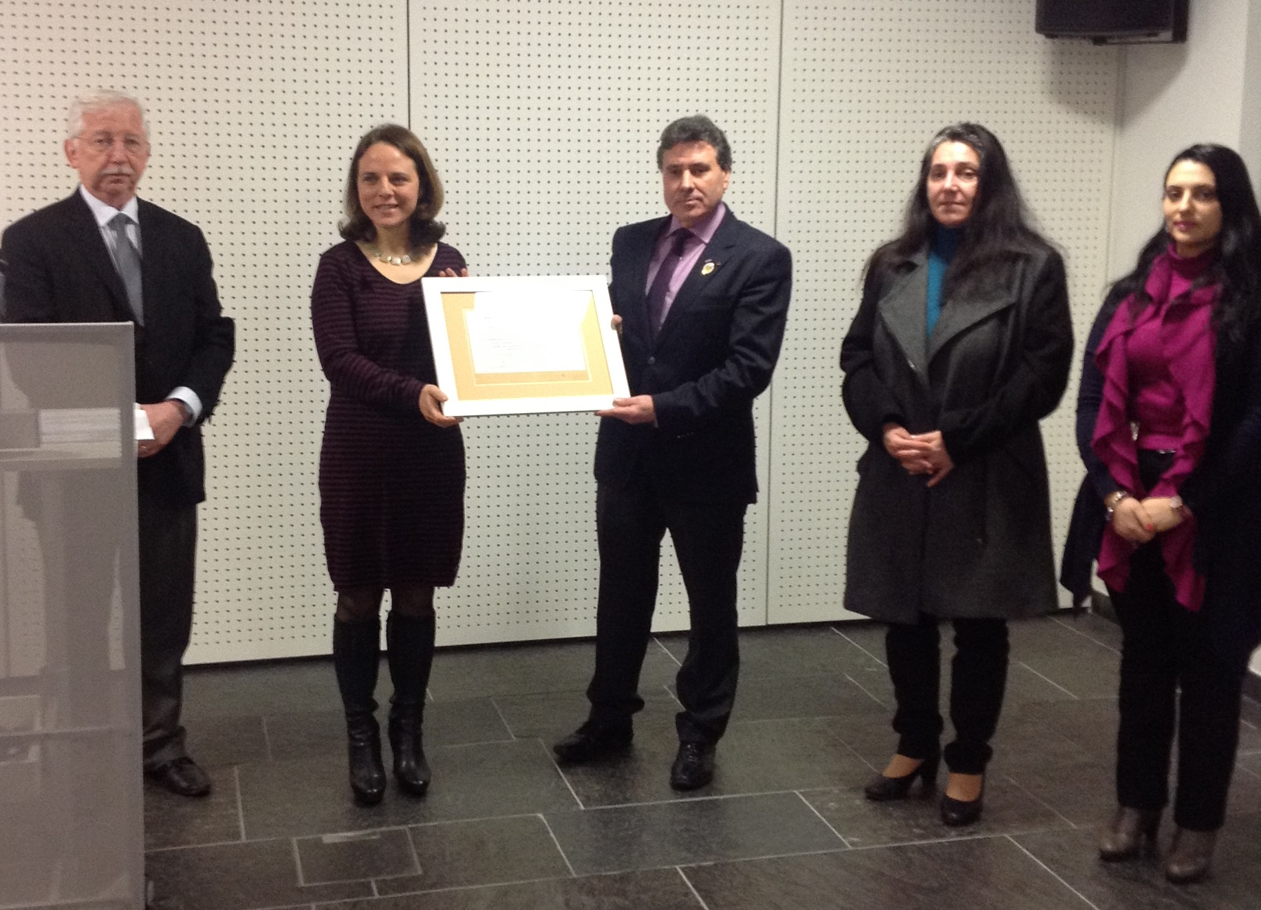 remise du prix du m rite du b n volat 2013 b n volat luxembourg. Black Bedroom Furniture Sets. Home Design Ideas